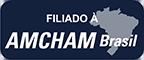 Selo filiado amcham brasil