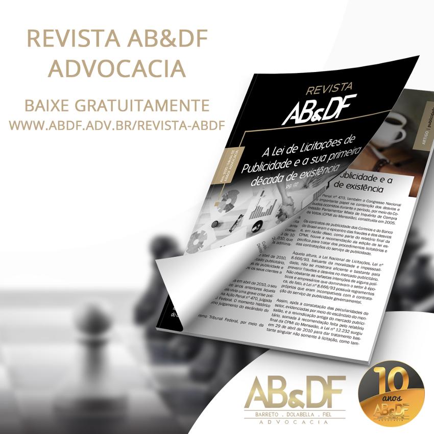Revista AB&DF – Edição 2